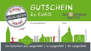 Langenfeld Gutschein